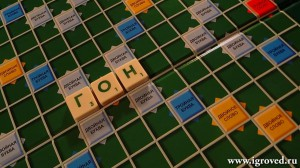 фото Scrabble (Скребл) укр. #5