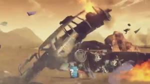 скриншот Carmageddon Max Damage PS4 - Русская версия #7
