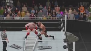скриншот WWE 2K17 PS4 #7