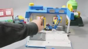 фото Металлическая машинка Silverlit 'Robocar Poli'  Дампу, 6 см #4