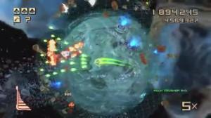 скриншот Super Stardust Ultra PS4 - Русская версия #8