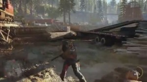 скриншот Days Gone PS4 - Жизнь после - Русская версия #13