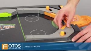 фото Настольная игра Toys&Games 'Воздушный хоккей и воздушный футбол' (4D291V) #3