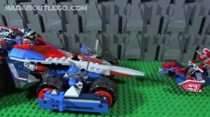 фото Конструктор LEGO Nexo Knights 'Боевые доспехи Аарона' (70364) #7