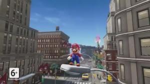 скриншот Super Mario Odyssey Switch - русская версия #8