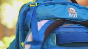 фото Сумка-рюкзак на колесах Granite Gear Cross Trek Wheeled 53 Bleumine/Blue Frost/Neolime (923164) #11