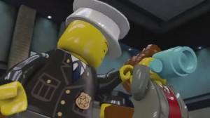 скриншот LEGO CITY Undercover PS4 - Русская версия #9