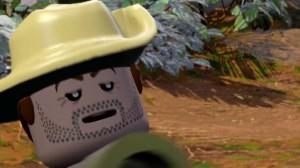 скриншот LEGO Jurassic World PS4 - LEGO Мир Юрского Периода - Русская версия #11