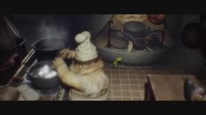 скриншот Little Nightmares PS4 - Русская версия #7