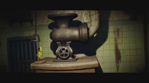 скриншот Little Nightmares PS4 - Русская версия #8
