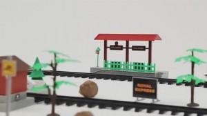 фото Железная дорога Golden Bright 'Королевский Экспресс' на дистанционном управлении, 550 см (8100) #6