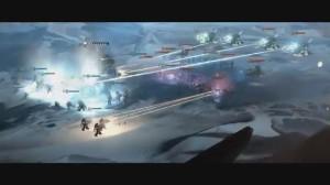 скриншот  Ключ для Warhammer 40.000: Dawn of War 3 - RU #7