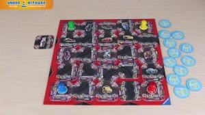 фото Настольная игра  'Лабиринт-Юниор Тачки-2' #4