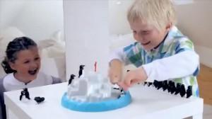 фото Настольная игра 'Пингвины на льдине' #5