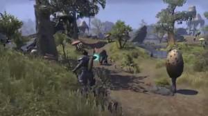 скриншот The Elder Scrolls Online: Morrowind PS4 #9