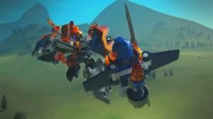 фото Конструктор LEGO Nexo Knights 'Королевский замок Найтон' (70357) #7
