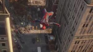 скриншот Spider-ManPS4 #7