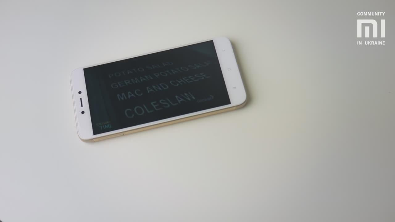 Xiaomi Redmi 4x 2gb 16gb Gold Ucrf 29628