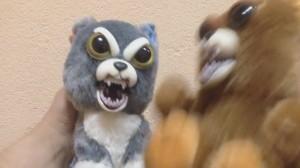 фото Злобные зверюшки Feisty Pets 'Котик'  (8711808323193) #3