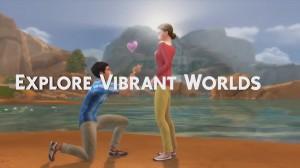 скриншот The Sims 4 PS4 - Русская версия #7