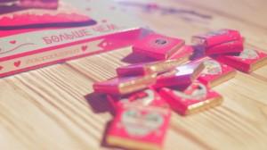 фото Шоколадный набор Shokopack из 12 плиток 'Люблю тебя больше, чем...' #3
