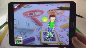 фото Развивающий набор Danik 'Живые карточки с виртуальным учителем. English Полицейский участок' (DK-06) #3