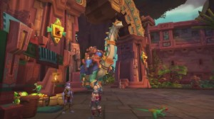 скриншот  Электронный ключ для World of Warcraft: Battle for Azeroth (PC) - RU #8