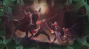 скриншот Pillars of Eternity Complete Edition PS4 - Русская версия #6