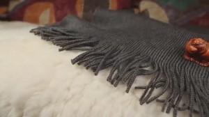 фото Шарф Mi wool scarf Navy Blue (1163300016) #5