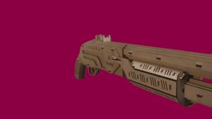 фото Механический конструктор из дерева Mr.Playwood 'Ружье' (10005) #7