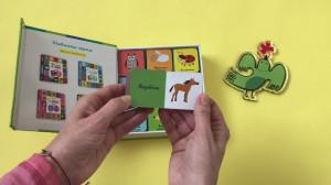 фото страниц Книжки-кубики для мальчиков. 9 книжек-кубиков #4