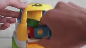 фото Музична машинка- сортер  Limo Toy' Автошка' (9198UA) #2