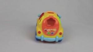 фото Музична машинка-сортер Limo Toy 'Автошка' (9170 UA) #2