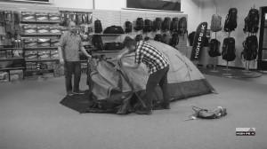 фото Палатка High Peak Mesos 4 Dark Grey Green (925399) #9