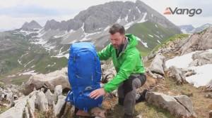 фото Рюкзак туристический  Vango Sherpa 60:70S Cobalt (925316) #4