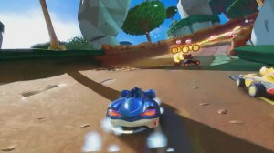 скриншот Team Sonic Racing PS4 - Русская версия #14