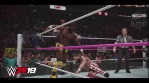 скриншот WWE 2K19 PS4 #11
