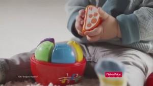 фото Розвиваюча іграшка - сортер Fisher-Price 'Розумне яблучко' (FLN88) #8