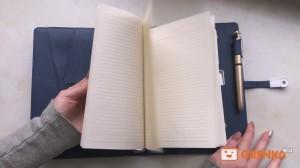 фото Бизнес-органайзер AB Book (блокнот, зарядное устройство, flash-накопитель, ручка) #15