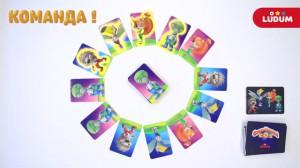 фото Гра настільна Ludum 'Суперкоманда SOS' (LS3046-52) #9