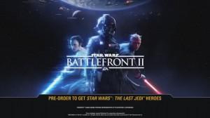 скриншот  Ключ для Star Wars: Battlefront 2 - UA #4