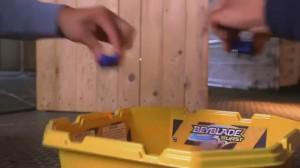 фото Игровой набор Hasbro Beyblade Burst Single Top волчок 'Spryzen Спрайзен' (B9500/В9502) #6