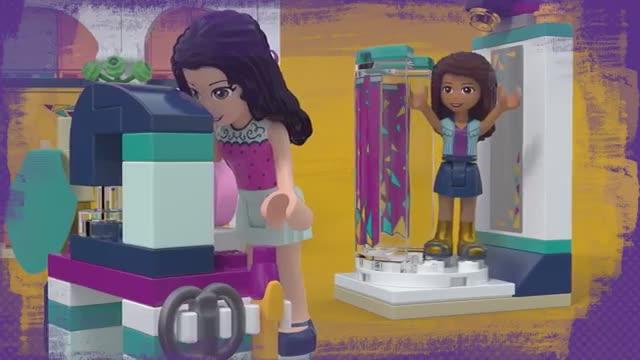fa241febae887 Конструктор Lego Friends 'Магазин аксессуаров Андреа '(41344) LEGO 41344  купить: Украина и в Киев.