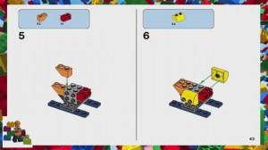 фото Конструктор LEGO Classic 'Кубики и глазки '(11003) #15
