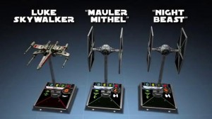 фото Настольная игра 'Star Wars: X-Wing. TIE-перехватчик' #3