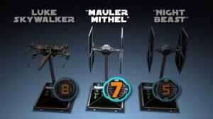 фото Настольная игра 'Star Wars: X-Wing. TIE-перехватчик' #4