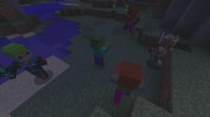 скриншот Minecraft PS4 - русская версия #9