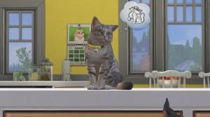 скриншот Sims 4 Cats & Dogs  PS4 - Русская версия #7