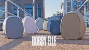 фото Рюкзак антивор XD Design 'Bobby Elle' темно-серый (P705.222) #10