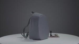 фото Рюкзак антивор XD Design 'Bobby Elle' темно-серый (P705.222) #11